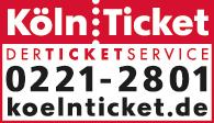 Köln Ticket Logo
