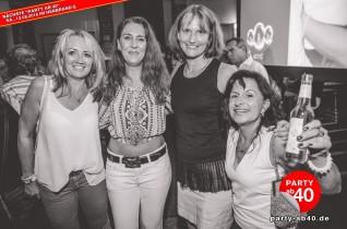 Party ab 40 • Juli 2016