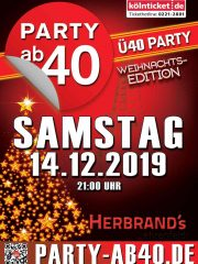 PARTY AB40 • Weihnachtsedition