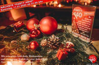 PARTY AB40 • Dezember 2019
