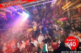 PARTY AB40 – Kölns größte Ü40 Party am 12.12.2015