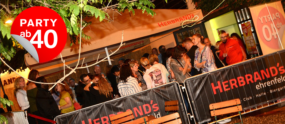 Köln ü40 partys Ü40 Party