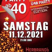 PARTY AB40 • Dezember 2021